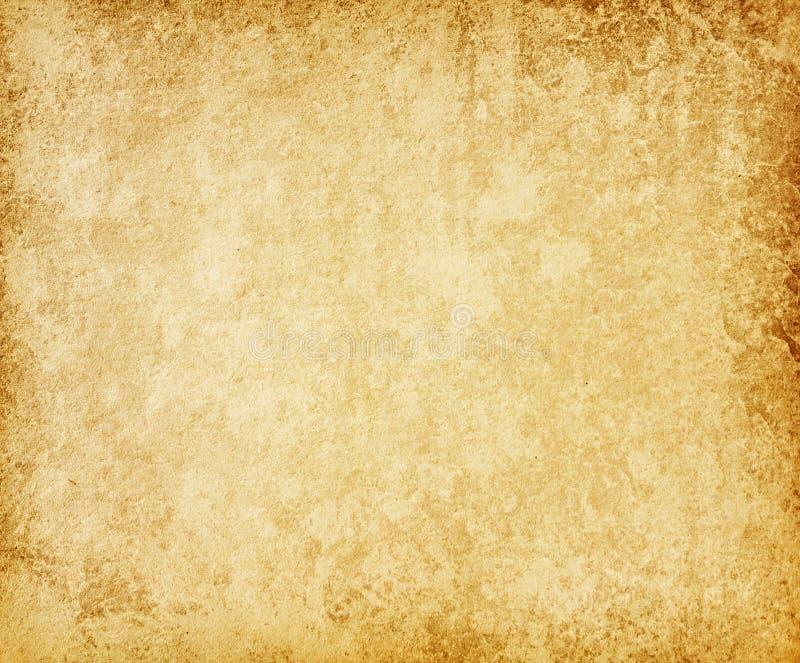 Download Altes Papier stockbild. Bild von braun, element, falsch - 26665603