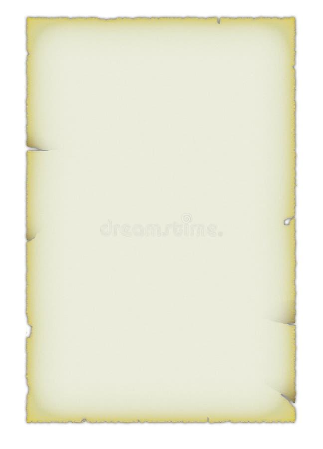 Altes Papier vektor abbildung