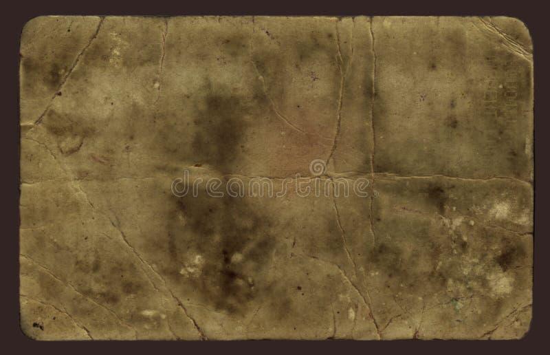 Altes Papier der Weinlese vektor abbildung