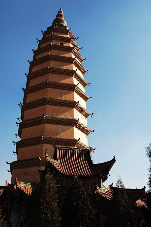 Altes Pogoda stockfotos