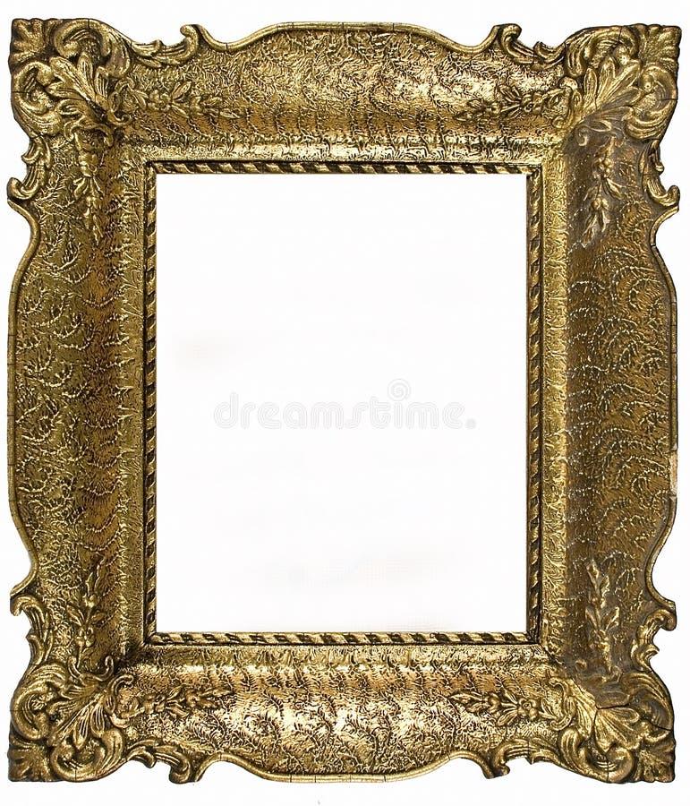 Altes Portraitfeld lizenzfreies stockbild