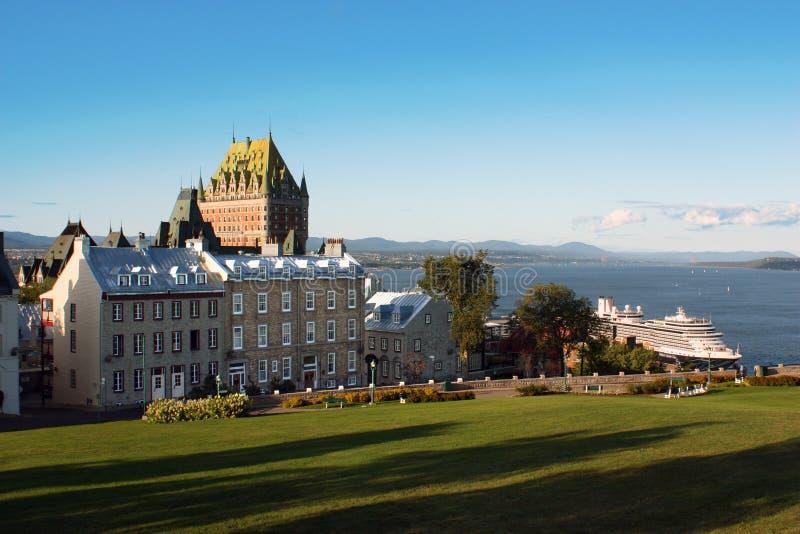 Altes Quebec stockfotos