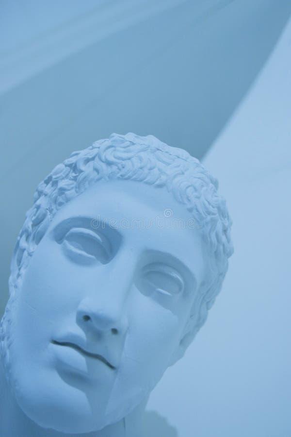 Altes römisches Gesicht