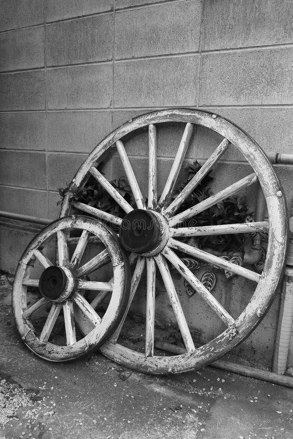 Altes Rad stockfotografie