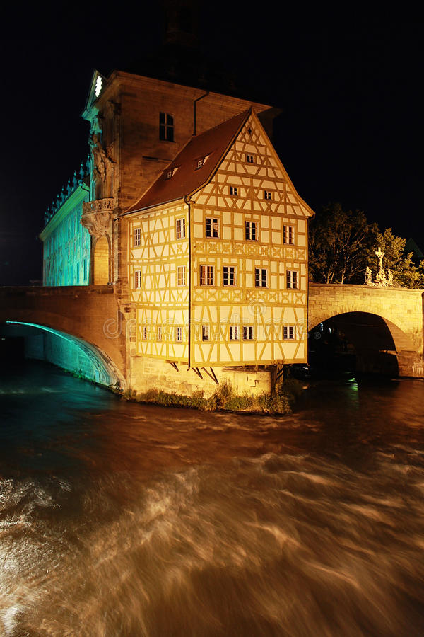 Altes Rathaus fotos de stock
