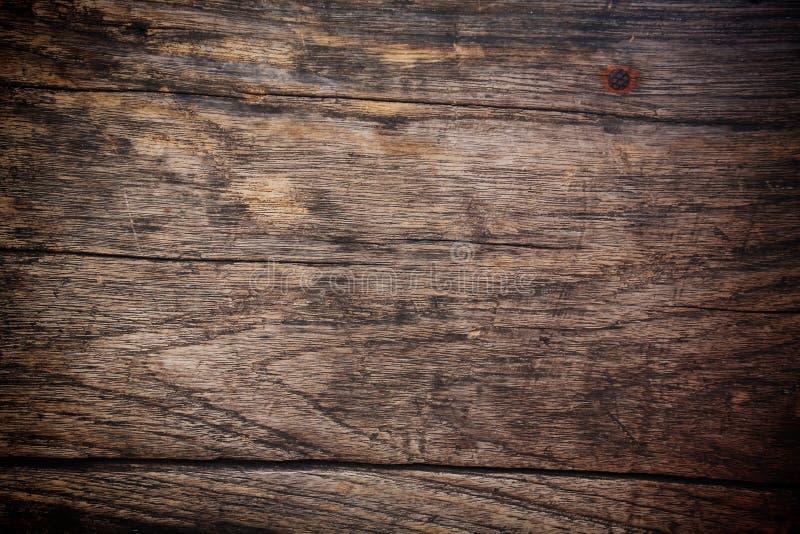 Altes raues hölzernes Brett, strukturierter Hintergrund lizenzfreie stockbilder