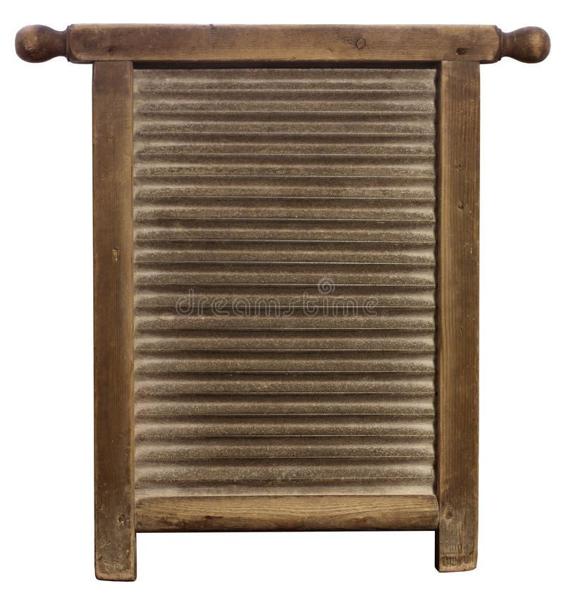Altes Reinigungs-Brett stockbilder