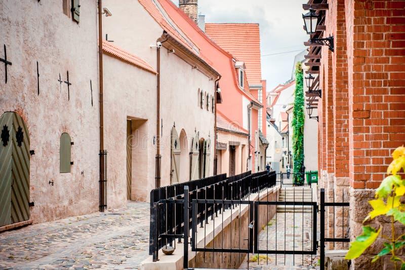 Altes Riga, Lettland Lizenzfreie Stockfotografie