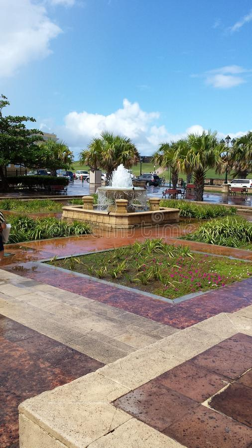 Altes San Juan lizenzfreie stockfotografie