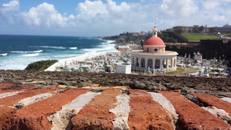 Altes San Juan stockfoto