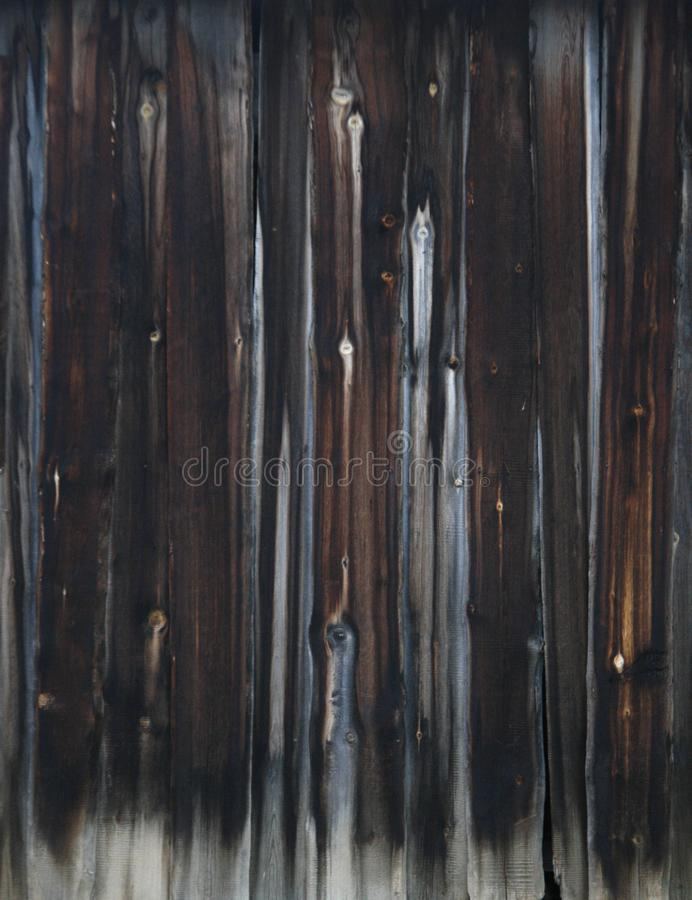 Altes Scheunen-Holz verschalt Wand Detail des alten hölzernen Fensters Muster lizenzfreie stockfotografie