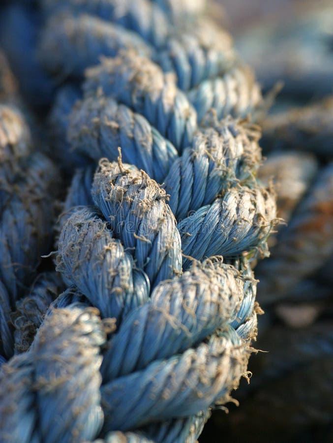 Download Altes Seil 2 stockfoto. Bild von knoten, lieferung, dock - 47140