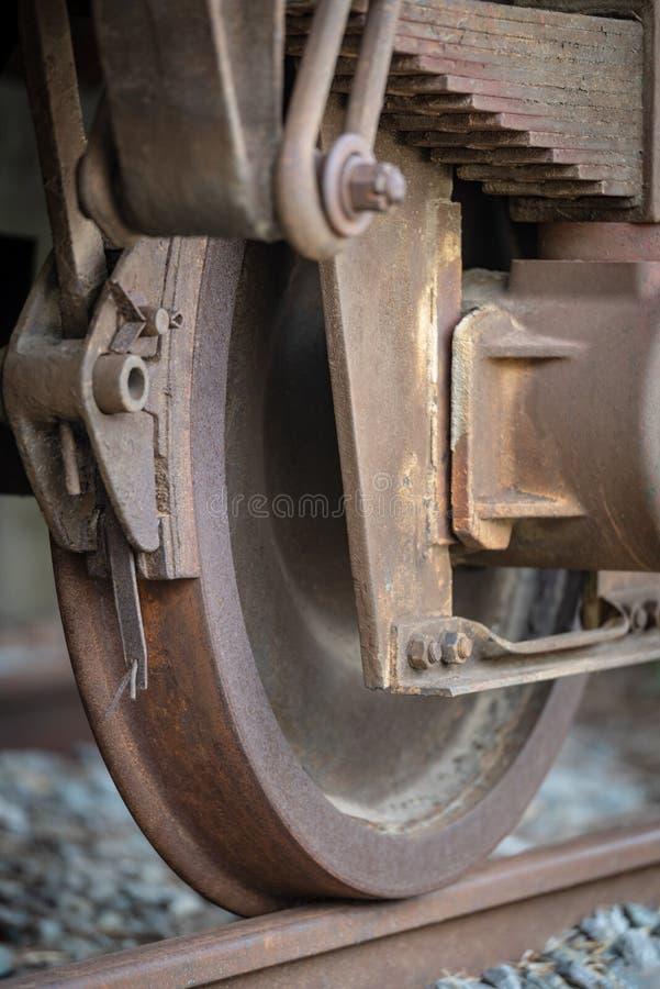 Altes Serien-Rad lizenzfreies stockfoto