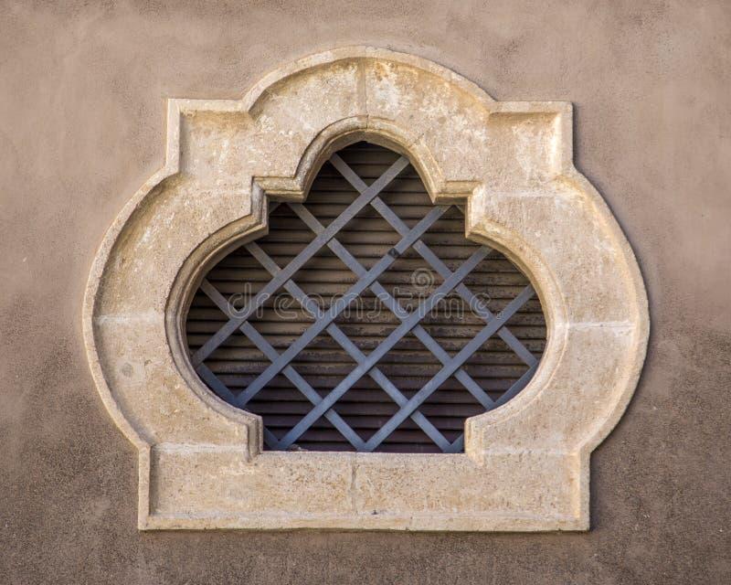 Altes siclian Fenster stockfotografie