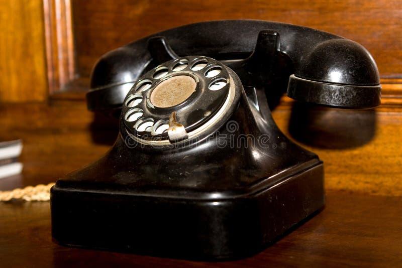Download Altes Telefon stockbild. Bild von telekommunikation, klassisch - 9077279