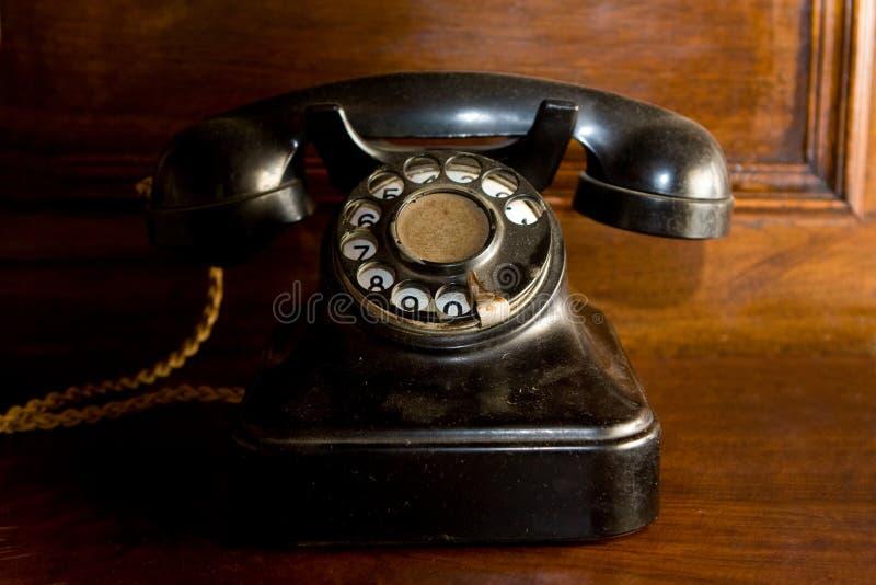 Download Altes Telefon stockbild. Bild von klassisch, noch, retro - 9084823