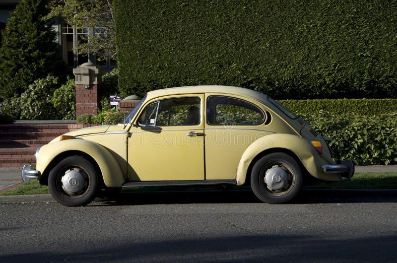 Altes Volkswagen-Coupé lizenzfreies stockbild