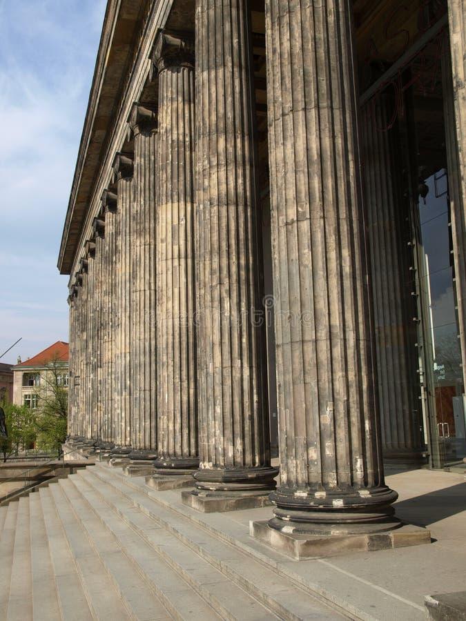 Altesmuseum, Berlim imagem de stock royalty free