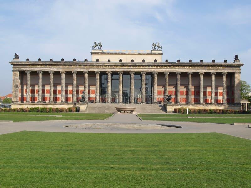 Altesmuseum Berlim foto de stock