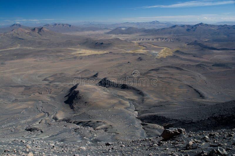Altiplano 库存照片