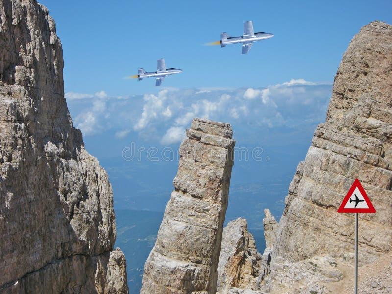 altitude haute photos libres de droits
