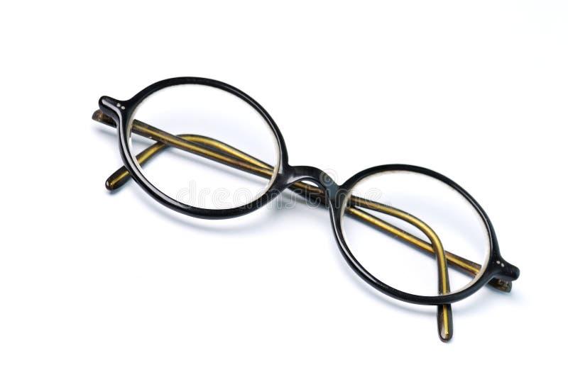 Altmodische Gläser lizenzfreie stockfotografie