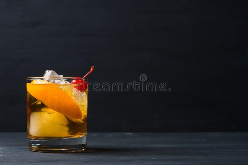 Altmodisches Cocktail stockfoto