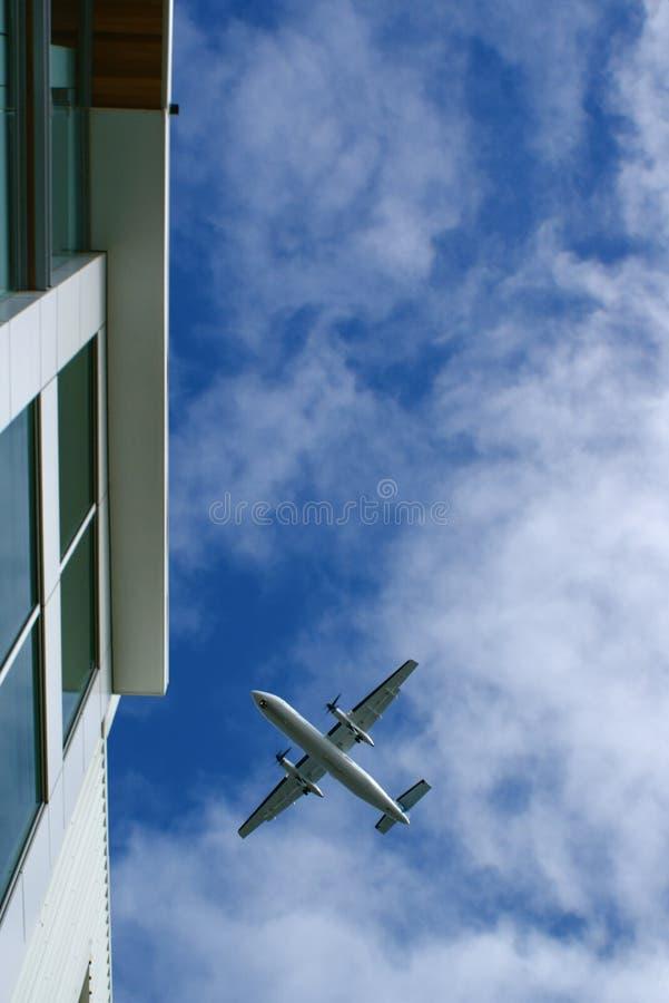 Alto aviador imagenes de archivo