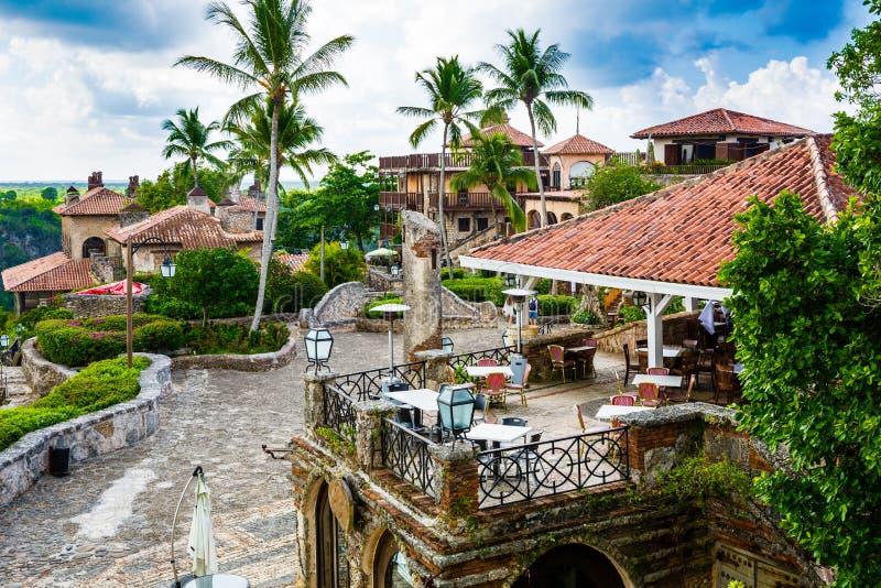 Alto de Chavon, República Dominicana imagem de stock royalty free