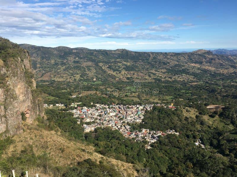 Alto Lucero, Veracruz, Messico immagini stock libere da diritti