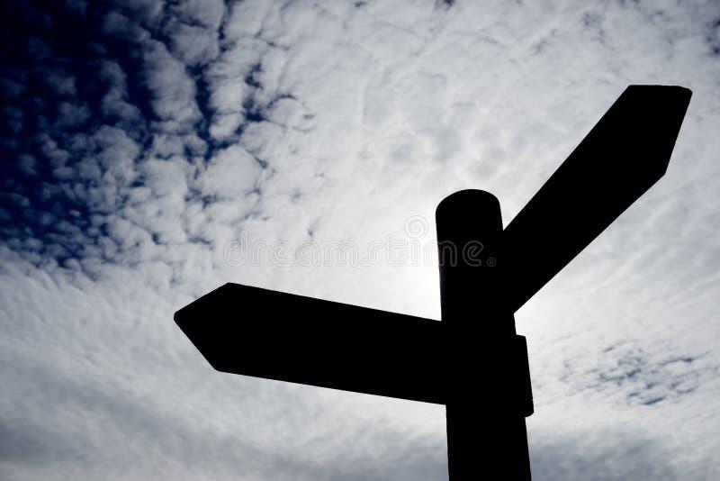 Alto vicino di decisione immagine stock libera da diritti