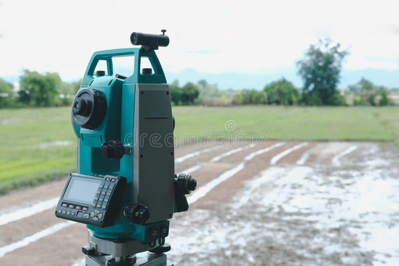 altometer для съемщика земли оборудование теодолита для геодезического s стоковые изображения