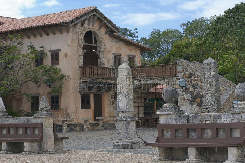 altos chavon de views 库存照片