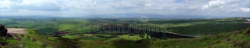 Altos do Golán fotos de stock royalty free