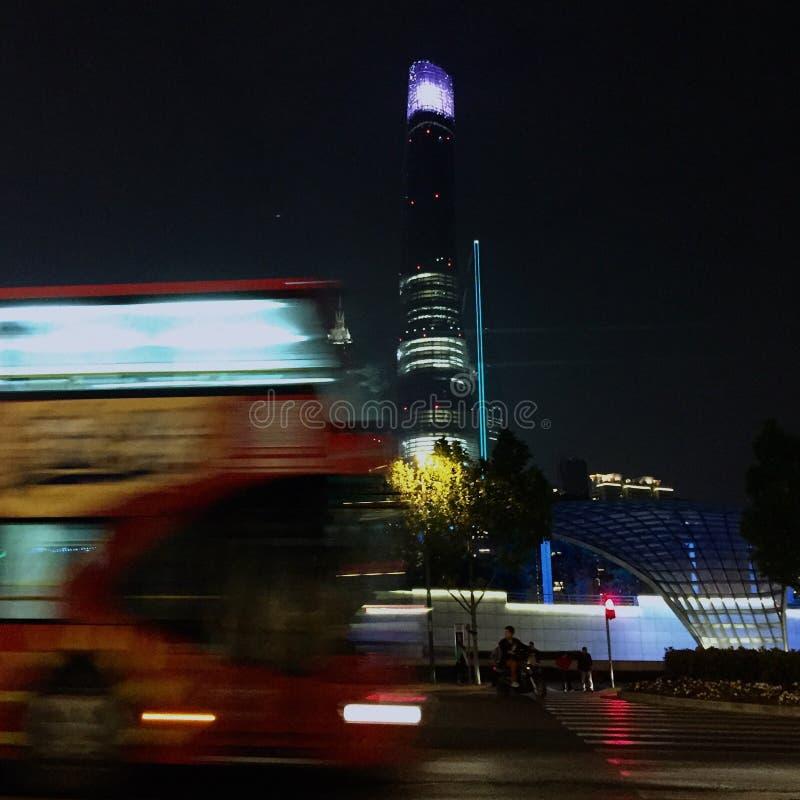 Altura e velocidade de Shanghai's fotos de stock royalty free