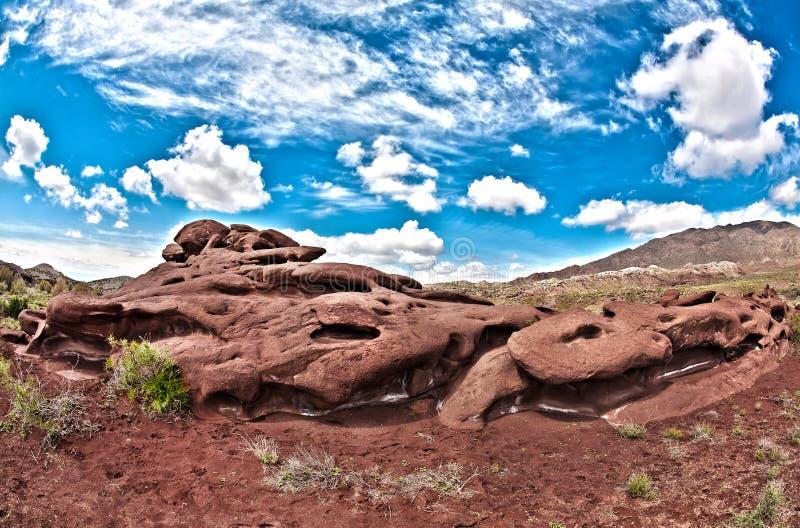 altyn emel TAU βράχου του Καζακστάν kat στοκ φωτογραφία