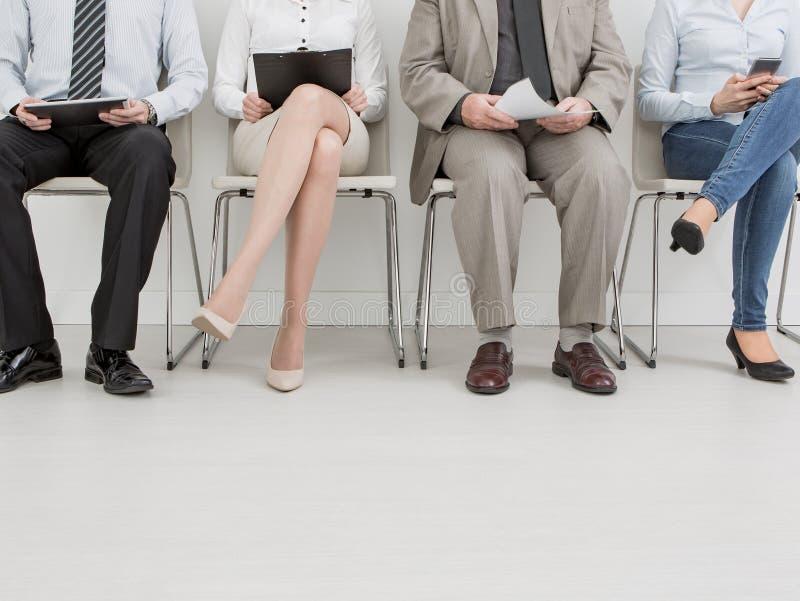 Aluguer de aluguer de recrutamento do recruta do recrutamento - conceitos fotografia de stock royalty free