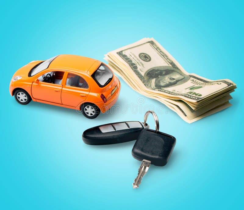 Aluguer de carros fotografia de stock royalty free