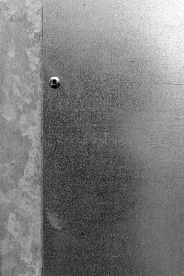Aluminio brillante pulido metal 3 del fondo imagen de archivo