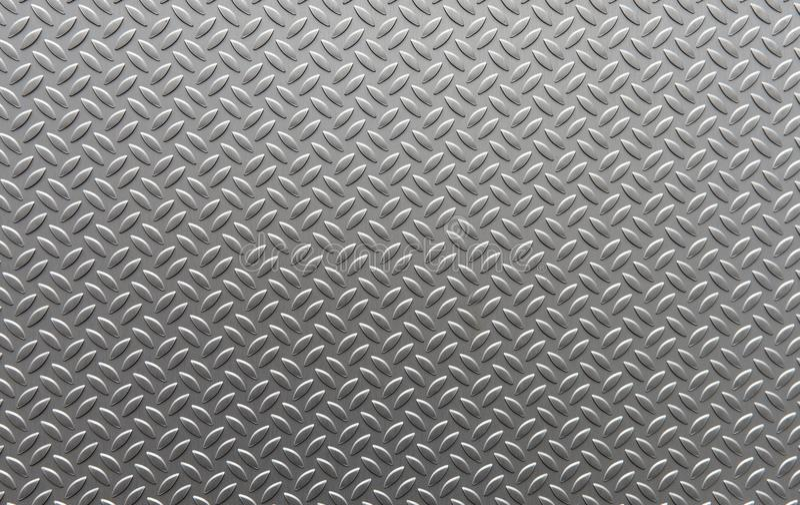Aluminio brillante pulido metal del fondo foto de archivo