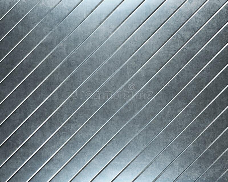 aluminiowego backgro oczyszczony kruszcowy półkowy pożytecznie obraz royalty free
