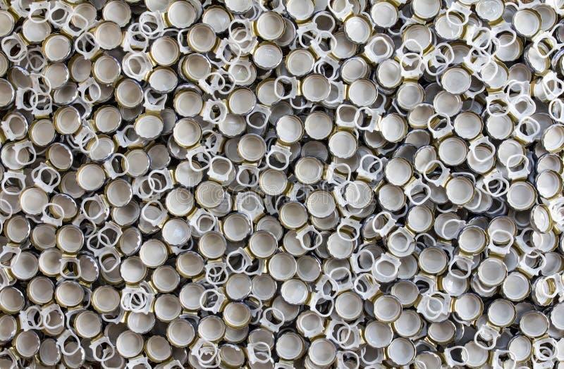 Aluminiowy plastikowy tło fotografia royalty free