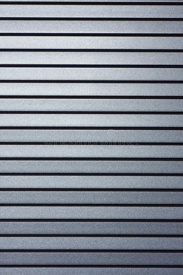 Download Aluminium stock image. Image of vertical, stripes, detail - 12719237