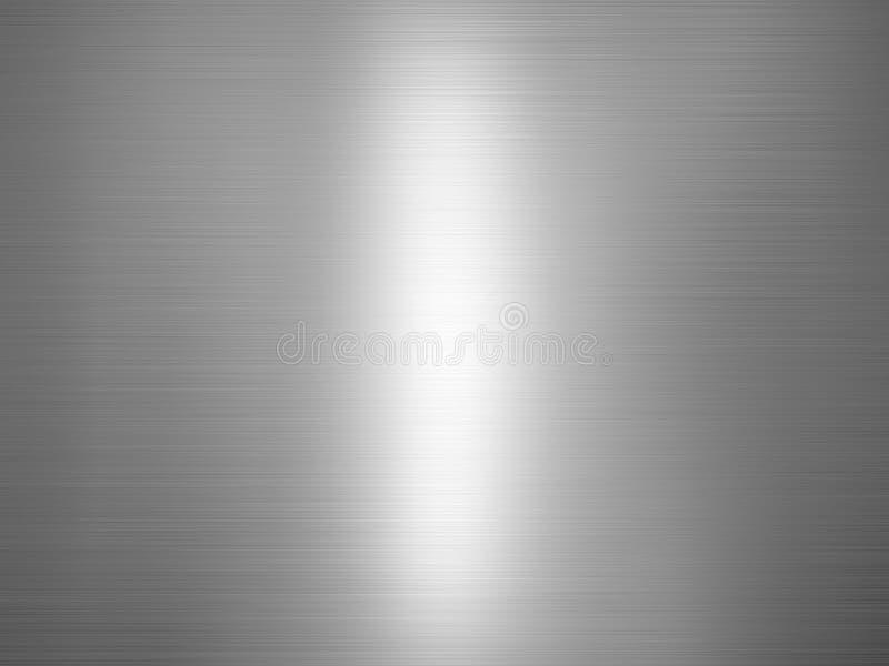 Aluminium balayé illustration libre de droits
