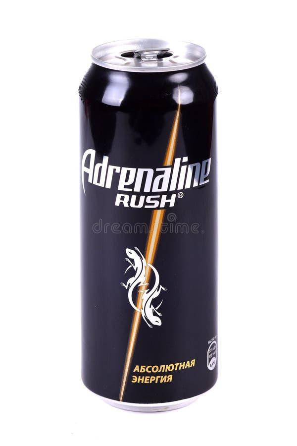 Adrenaline Rush royalty free stock image
