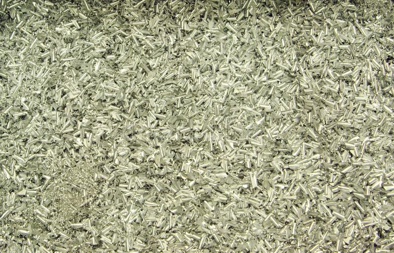 Download Aluminium Cuttings Background Royalty Free Stock Photo - Image: 3260985