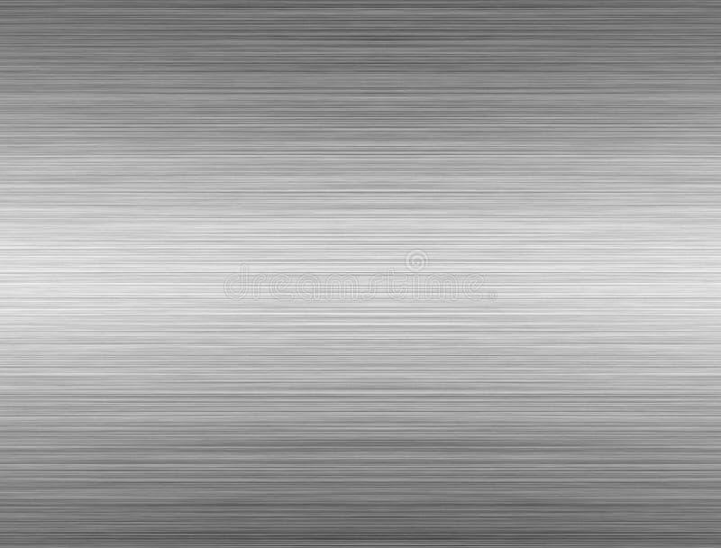 aluminium płytkę srebra ilustracja wektor