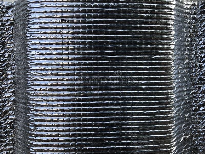 Aluminiumtextuur royalty-vrije stock afbeelding