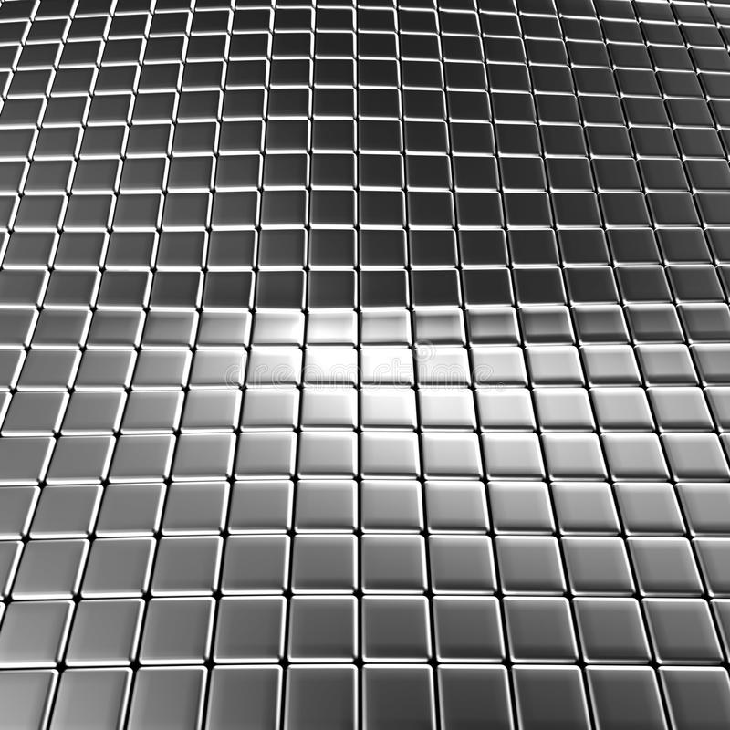 Download Aluminum Abstract Background With Reflection Stock Photography - Image: 10066802