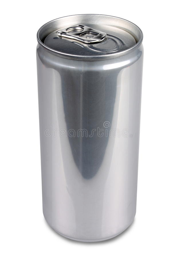 Free Aluminum Can Of 200 Ml Prosecco, Blank Stock Images - 30474834